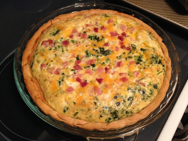 Easy Amazing Quiche