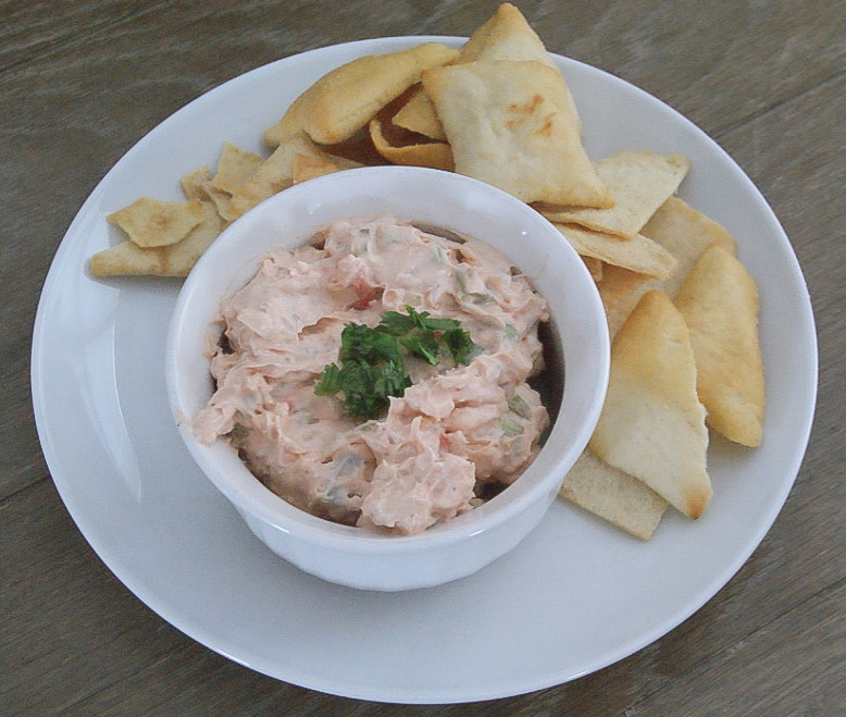 Cajun Shrimp Dip - MADE BY MICHELLE